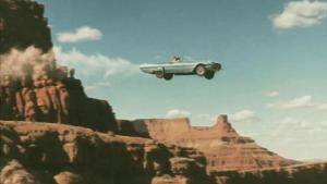 Thelma and Louise finishing