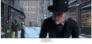"""DISNEY'S A CHRISTMAS CAROL"" Can you find character names for your script as good as Scrooge?"